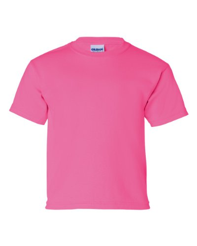 Youth Ultra Cotton� 6 oz. T-Shirt HELICONIA L