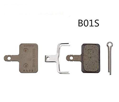 SJGANG Resina MTB Pastillas de Disco for BR-M485 M445 M395 M575 TX805 M475 M416 M525 M465 M355 m396 M495 M447 M486 M446 M4050 (Color : A)