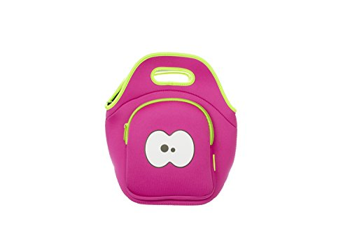 Fruitfriends FF3123 Néoprène Sac a Lunch en Rose/Vert, 45x35x25 cm
