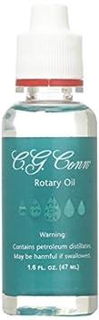 C G Conn Selmer Rotary Oil 1.6 fl oz.