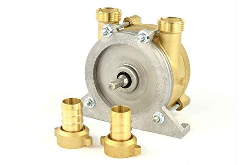 Tellarini Pumps, Transfer Pump For Self-Priming Drill Tr 20 No Gender, Brass