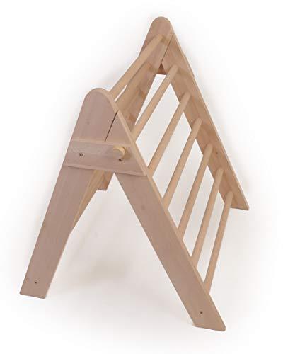 Baby-Kletterdreieck 8060 Dreiecksständer klappbares Sprossendreieck Aktiv-Spielzeug