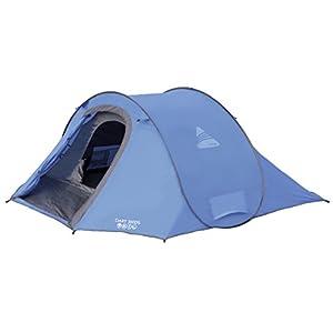 Vango Unisex Waterproof Dart Outdoor Dome Tent