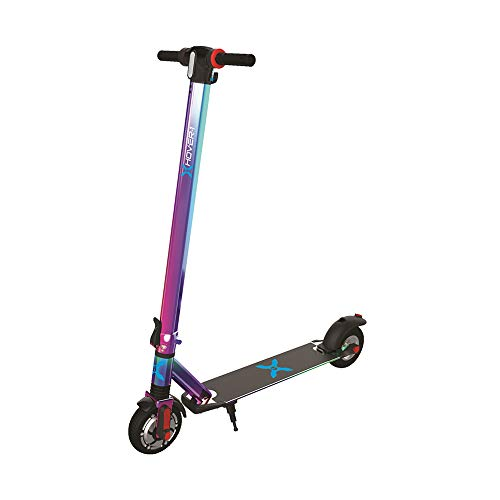 Hover-1 Aviator Electric Folding Scooter Iridescent ,L 38.5 inches X W 15.7 inches X L 44.7 inches