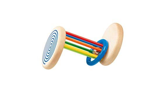 Selecta Spielzeug AG- Jouet Roulant et cahotant-Rolldi, 1280, 15 cm
