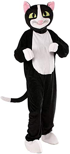 Forum Novelties Plush Catnip The Cat Adult Costume One Size Fits Most