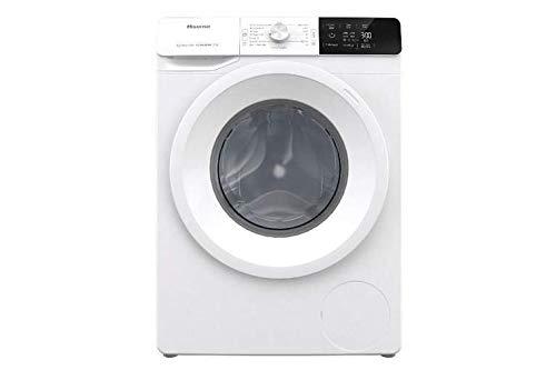 Hisense Waschmaschine WFGE80141VM/S 8 kg, A+++, 1400 Umdrehungen, Inverter, Slim, Dampf