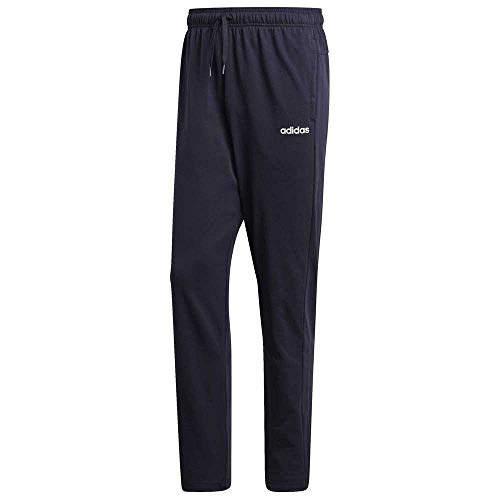 adidas Essentials Plain Tappered - Pantaloni da Uomo, Uomo, Pantaloni, DU0377, Legend Ink, XXL