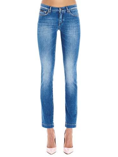 Luxury Fashion | Dolce E Gabbana Dames FTAH8DG8990B3681 Donkerblauw Katoen Jeans | Lente-zomer 20