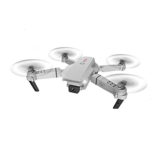 DCLINA Drone FPV con Fotocamera per Adulti 1080p HD Live Video e GPS Ritorno a casa, Elicottero RC per Bambini Principianti 18 Minuti Volo a Lungo Raggio con funzioni Follow Me Selfie