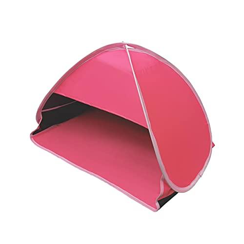 Refugios Para Sol De Playa, Tienda De Sombrillas Portátiles Para Tomar El Sol - Mini Tienda De Camping Anti-UV A Prueba De Viento A Prueba De Viento A Prueba De Viento Con Bolsa De Almacenamiento