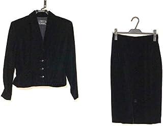 (トラサルディー)TRUSSARDI スカートスーツ レディース 黒 【中古】