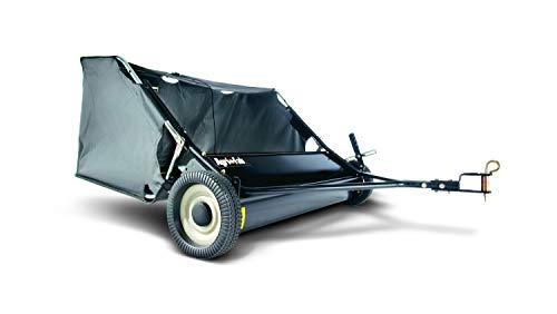 Agri-Fab 45-0320 42-Inch Tow Lawn Sweeper,Black