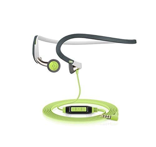 Sennheiser PMX 686i Sport-Ohrhörer, Nackenbügel-Headset für Apple-Geräte
