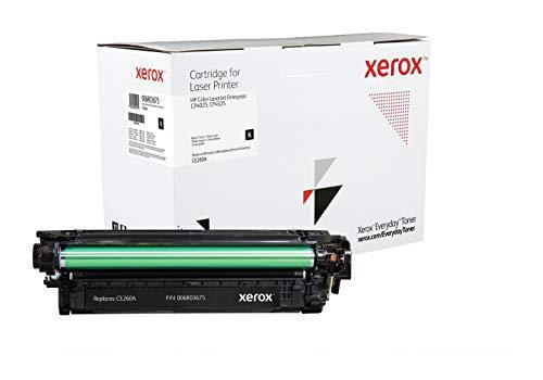Black - Tóner para Cartuchos de Tinta HP 647A para Color Laserjet