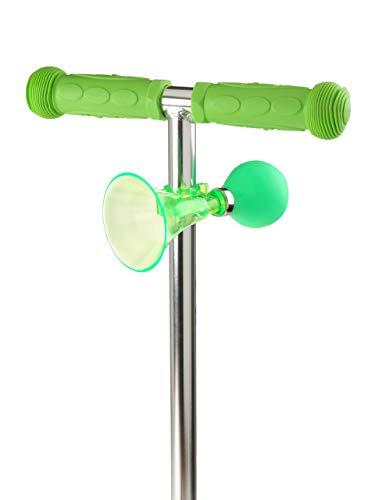 SCOOT Hupe Roller und Fahrrad (Grün)