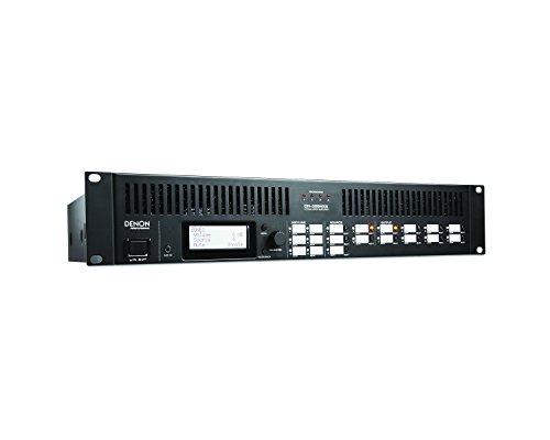 Denon Professional DN-508MXA - Professioneller 8-Zonen Mixer mit Browsersteuerun