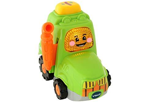 Vtech 80-514304 Tut Tut Baby Flitzer Trecker Babyspielzeug, Mehrfarbig