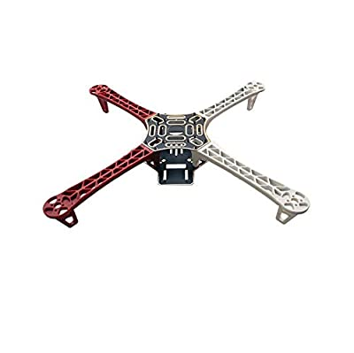 usmile F450 Quadcopter Frame Kit with Integrated PCB Wiring