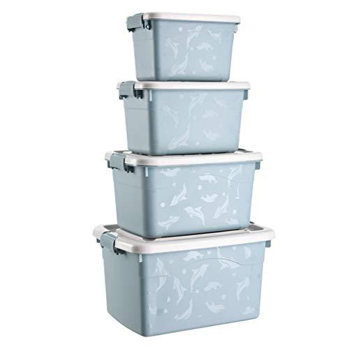 arcón grande de plástico fabricante Caja de almacenamiento