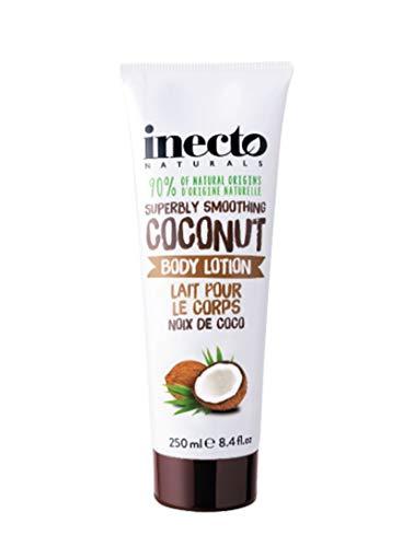 Inecto Naturals Lotion Corporelle Coconut 250 ml