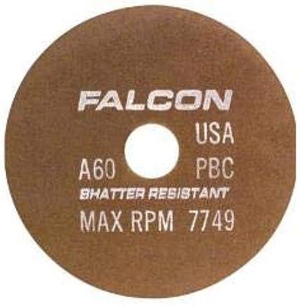 """50-Wheel Falcon 2B32 1-1//2/"""" X 1//8/"""" X 1//8/"""" A36Tbe Cut-Off Wheel T1"""