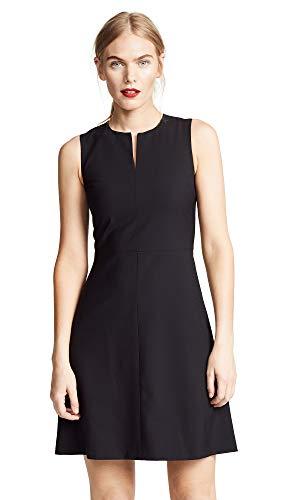 Theory Women's Edition Miyani Dress, Black, 4