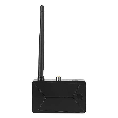 Eosnow Transmisor, coaxial Bluetooth5.0 Bluetooth5.0 Lanzador de Audio Señal analógica Duradera para TV para computadora
