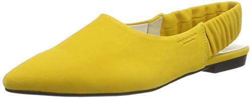 Vagabond Damen Katlin Slingback Pumps, Gelb (Yellow 53), 39 EU