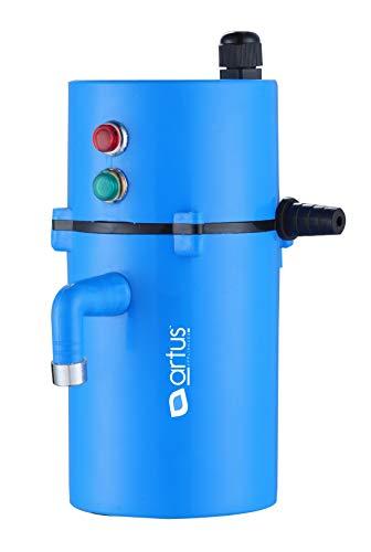 Artus 1 liter Portable Instant Water Heater/Geyser (Blue) For Bathroom, Kitchen, Clinics, Beauty Parlor & Salon Shop Etc. (Blue)