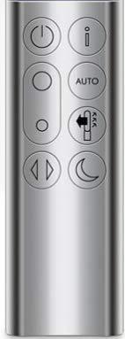 Dyson 969154-03 Ventilator, kompatibel mit Dyson Pure Cool TP04 Reinigungsventilator, Dyson Pure Cool TP04