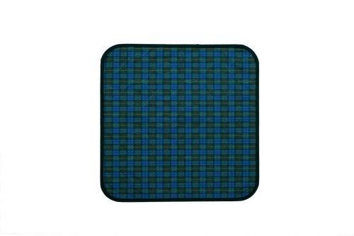 Suprima Inkontinenz Stuhlauflage, blaugrün