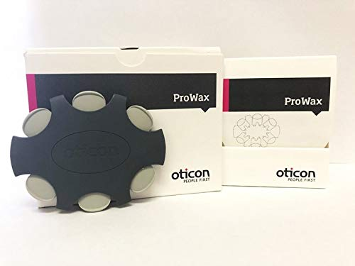 Oticon ProWax Replacement Filters (2 Packs- 12 Filters)