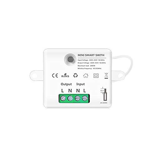 BRICOLAJE WiFi Smart Luz LED Dimmer WiFi Smart Light LED Switch Module Smart ZigBee Interruptor de Luz Controlador