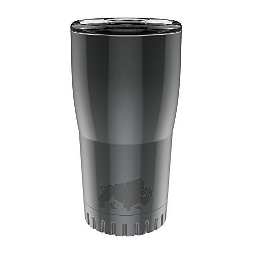 Silber Buffalo nl1001950Edelstahl BPA-frei Tumbler, grau