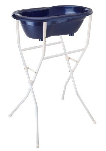 Rotho Babydesign 20096 0001 - Soporte plegable y ajustable en altura para...
