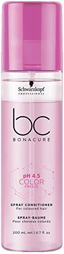 Schwarzkopf Bonacure Color Freeze Spray Actionneur, 200 ml