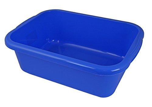 Gies Haushaltsware, Plastik, blau, 40 x 29 x 14 cm