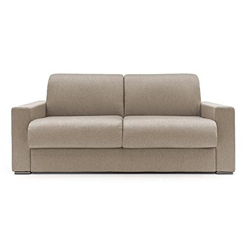 Easy - Sofá cama de matrimonio de tela