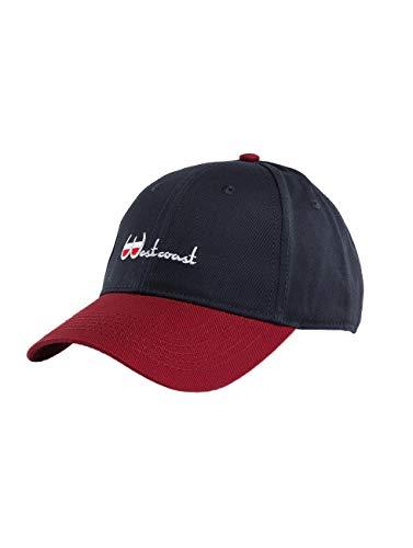 Cayler & Sons Herren Snapback Caps WL Westcoast Curved blau Verstellbar