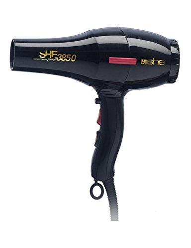 She Secador Compacto 3850 2000W Color Negro