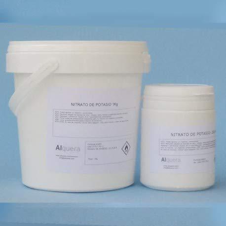 Nitrato de Potasio 1Kg (Abono para Plantas)