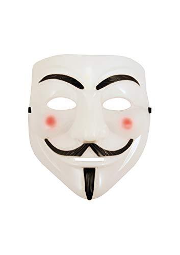 Déguisement Masque V de Vendetta