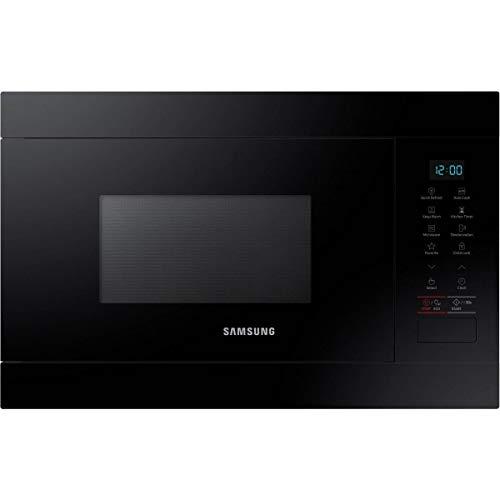 Micro ondes Encastrable Samsung MS22M8054AK - Micro-Ondes Intégrable Noir - 22 litres - 850 Watts