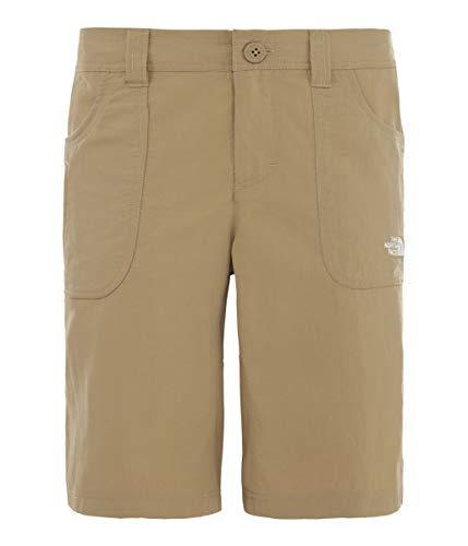 North Face Horizon Sunnyside Walk Shorts UK 12 Reg Kelp Tan