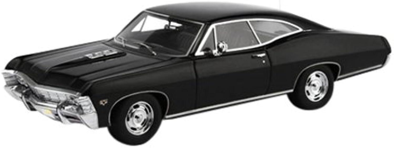 True Scale 1 43 Chevrolet Impala SS 2 Tür 1967 schwarz