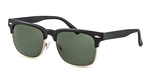 Filtral Browline Sonnenbrille/Retro-Sonnenbrille für Herren aus nachhaltigem Kunststoff F3068521