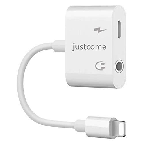 Headphone Adapter, to 3.5mm Headphones Earphone Jack Connector Adapter Headphone Jack and More Accessories