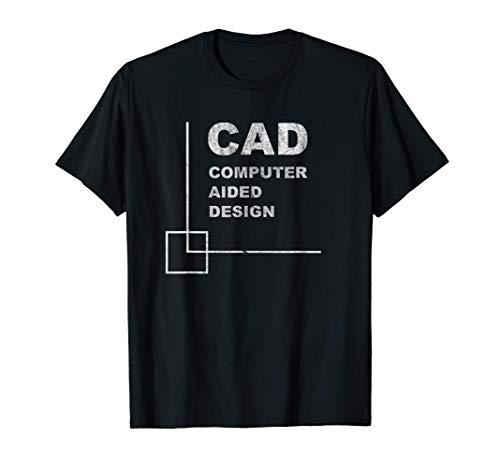 CAD Computer Aided Design T-Shirt