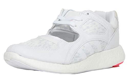 Adidas Equipment Racing Boost 91/16 Mujer Zapatillas Deporte Blanco/Turbo 42